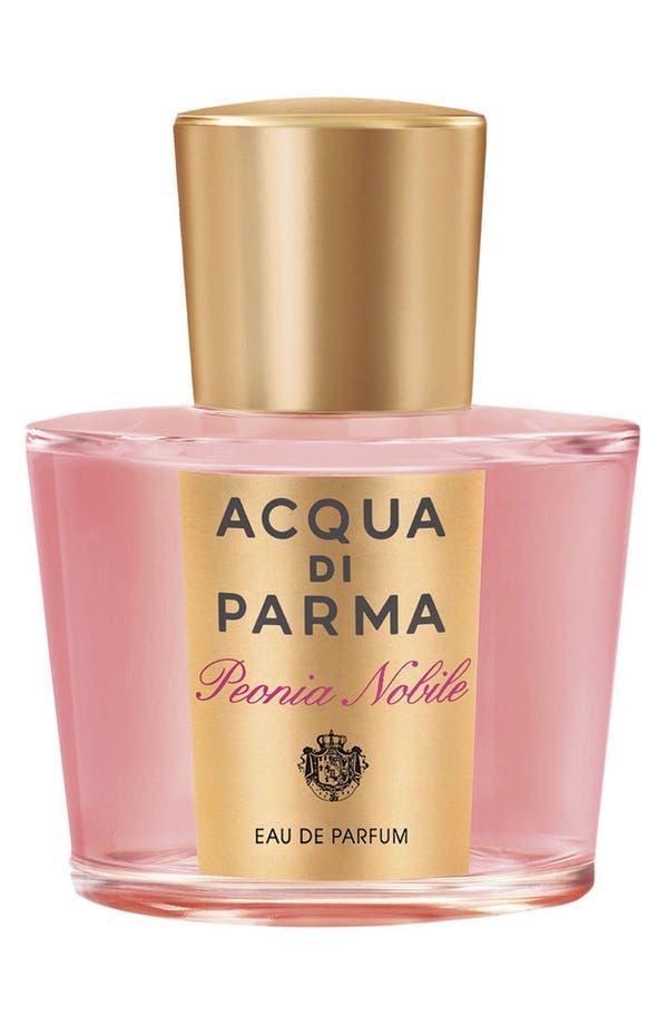 'Peonia Nobile' Perfume,                             Main thumbnail 1, color,                             No Color