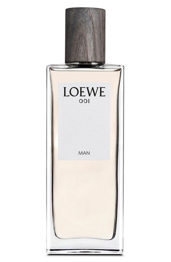 '001 Man' Eau de Parfum,                         Main,                         color, No Color