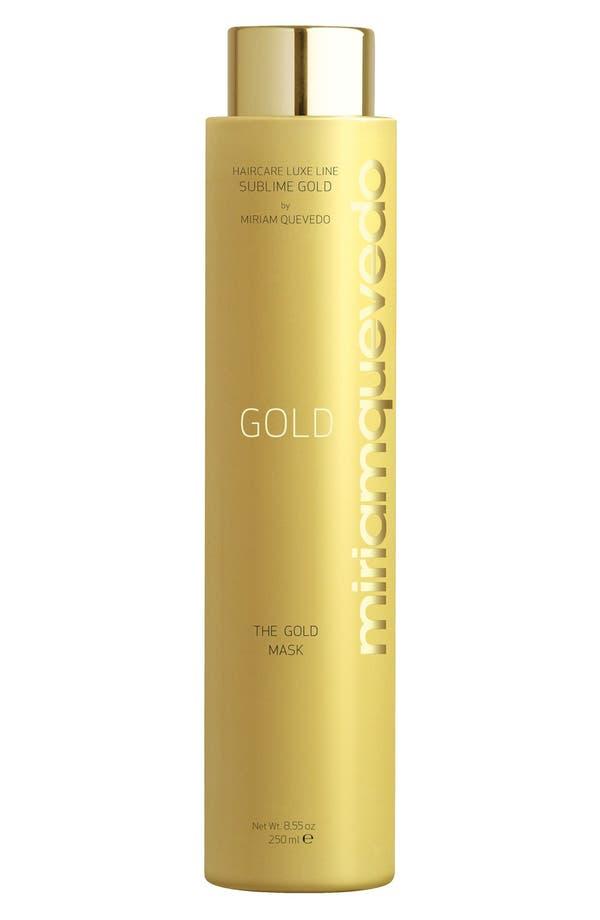 SPACE.NK.apothecary Miriam Quevedo Sublime Gold Mask,                         Main,                         color, No Color