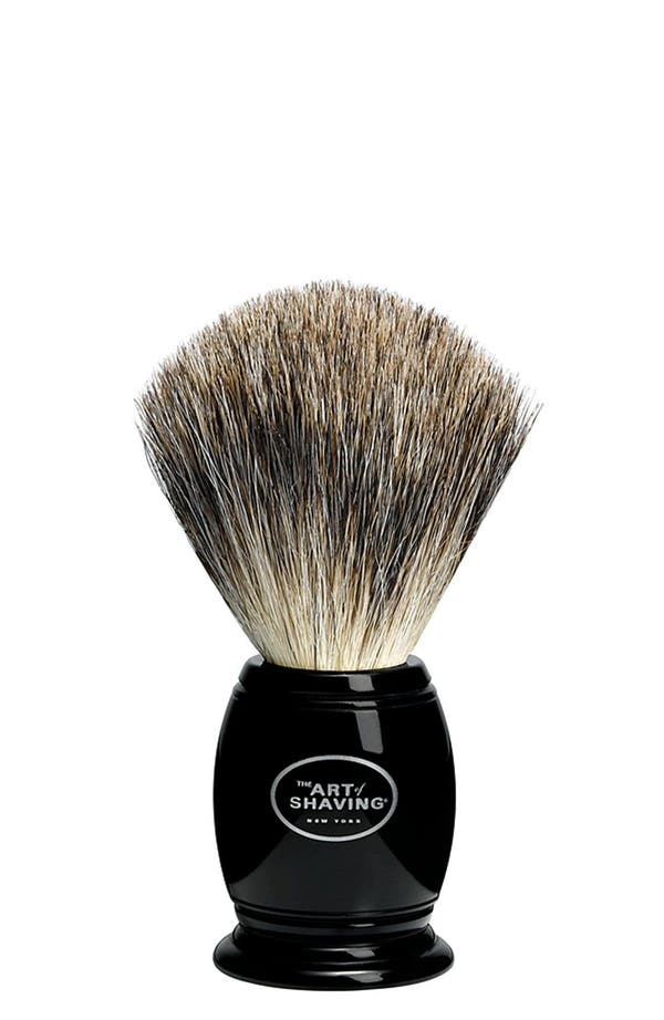 Pure Badger Shaving Brush,                         Main,                         color, No Color