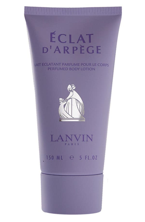 Alternate Image 1 Selected - Lanvin Arpège 'Éclat d'Arpège' Body Lotion