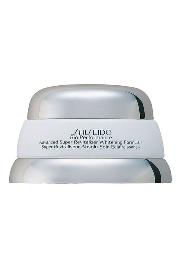 Alternate Image 1 Selected - Shiseido 'Bio-Performance' Advanced Super Revitalizing Cream