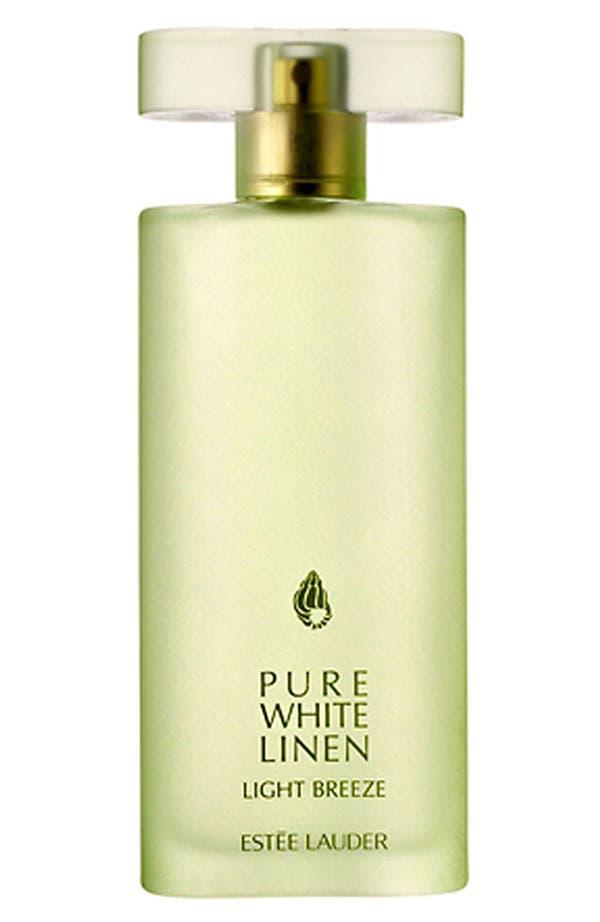 Main Image - Estée Lauder Pure White Linen - Light Breeze Eau de Parfum Spray