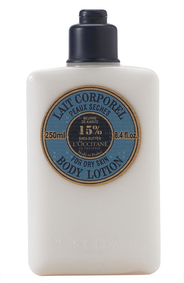 Alternate Image 1 Selected - L'Occitane Shea Butter Body Lotion