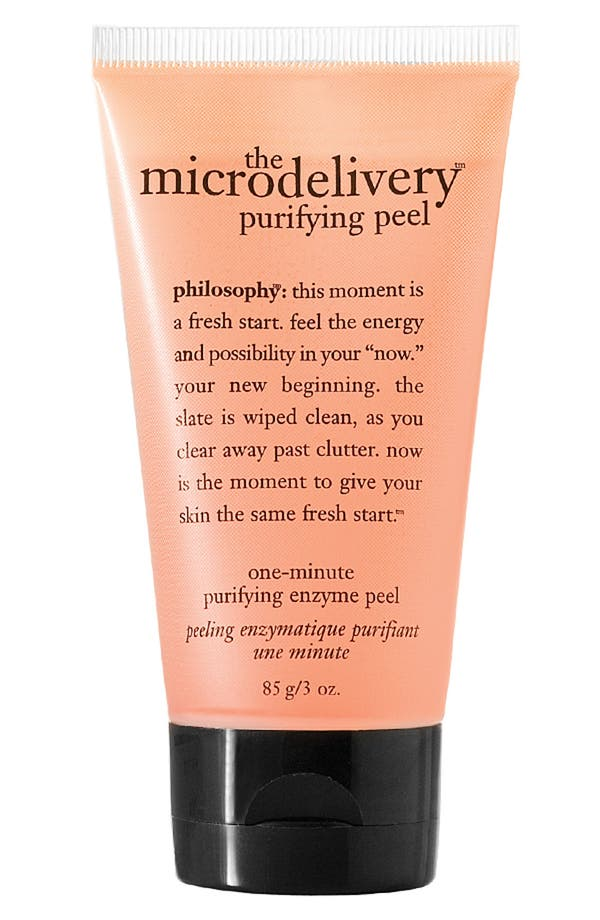 Main Image - philosophy 'the microdelivery' purifying peel