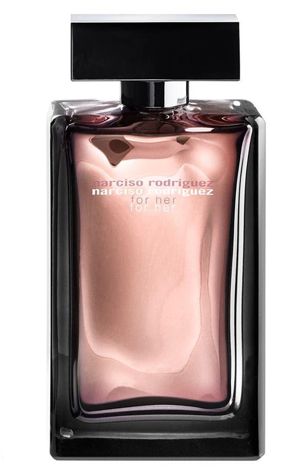 Alternate Image 1 Selected - Narciso Rodriguez 'For Her - Musc Intense' Eau de Parfum