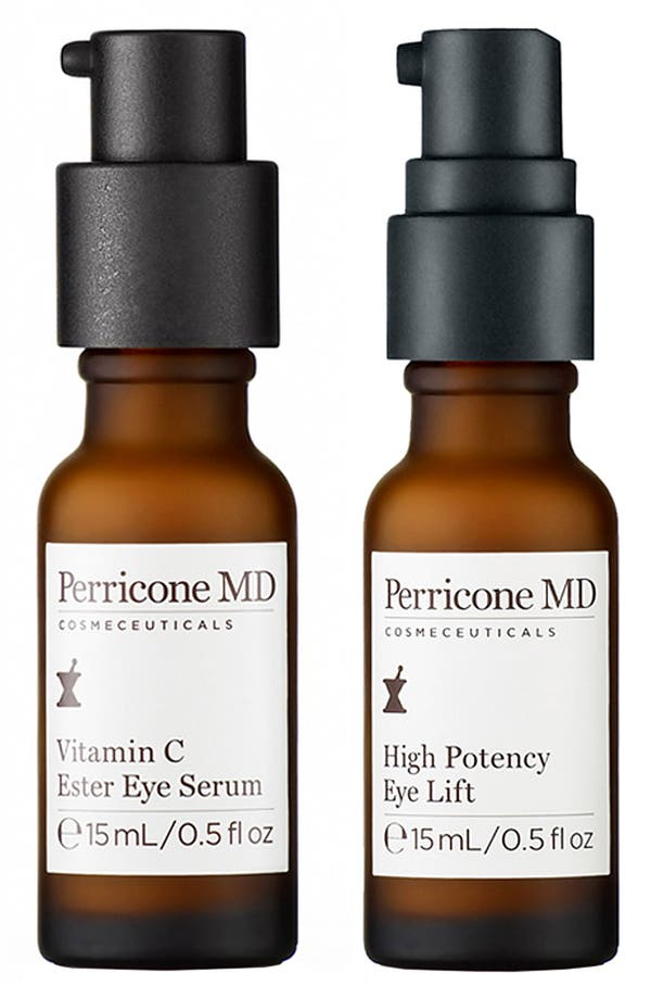Alternate Image 1 Selected - Perricone MD 'Eye Lift Synergy' Kit