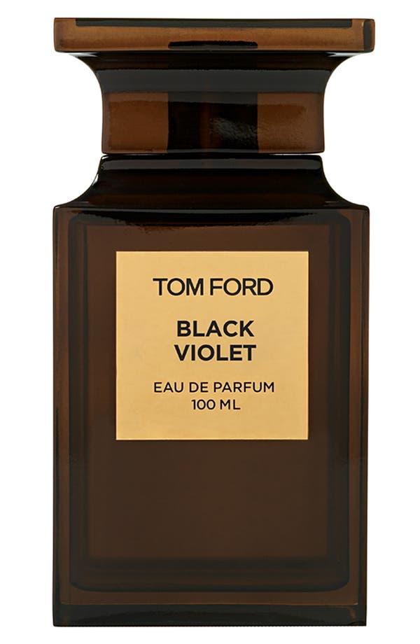 Alternate Image 2  - Tom Ford Private Blend 'Black Violet' Eau de Parfum