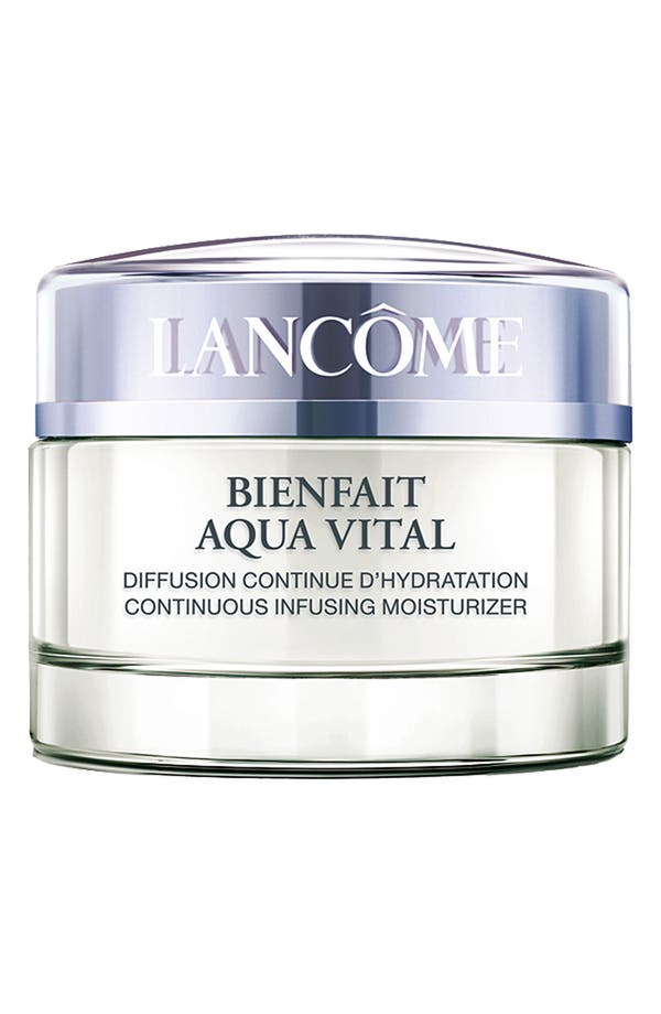 Bienfait Aqua Vital Continuous Infusing Moisturizer Cream,                         Main,                         color,