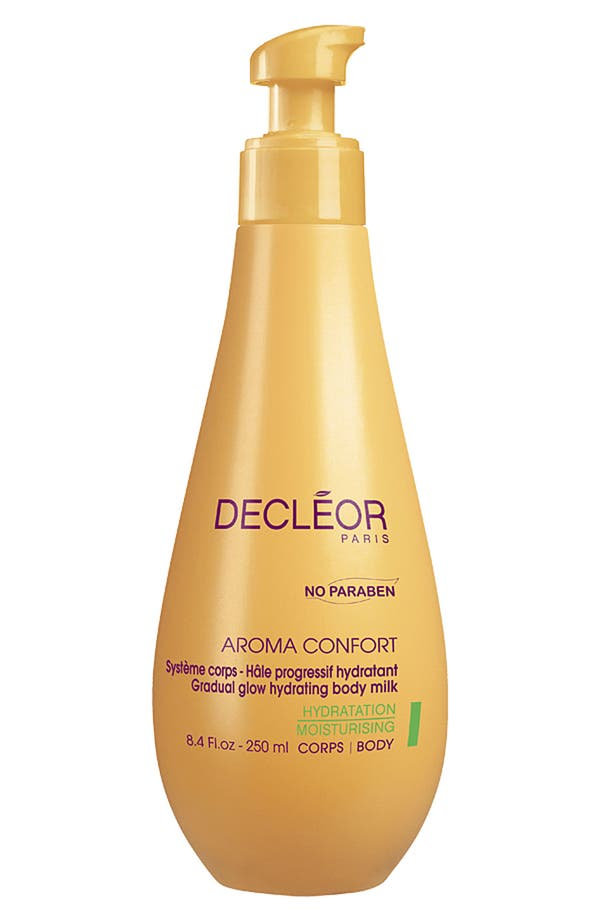 Alternate Image 1 Selected - Decléor Aroma Confort Système Corps Gradual Glow Hydrating Body Milk