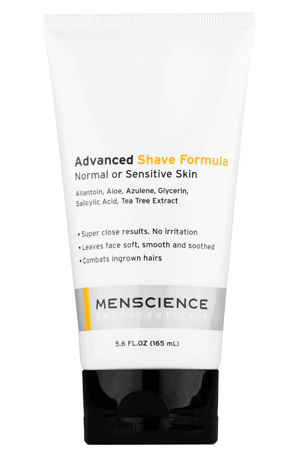 Alternate Image 1 Selected - MenScience Advanced Shave Formula