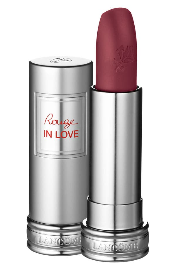 Main Image - Lancôme Rouge in Love Lipstick