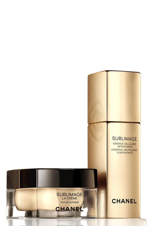 Alternate Image 1 Selected - CHANEL SUBLIMAGE LUXURY SET