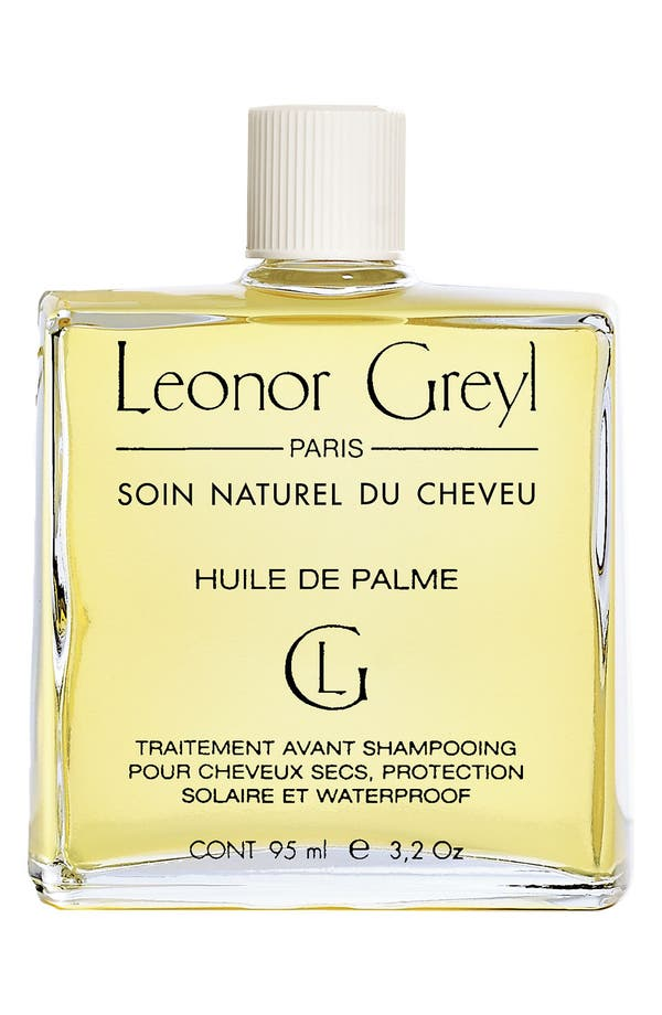 Alternate Image 1 Selected - Leonor Greyl PARIS 'Huile de Palme' Pre-Shampoo Beautifying Oil