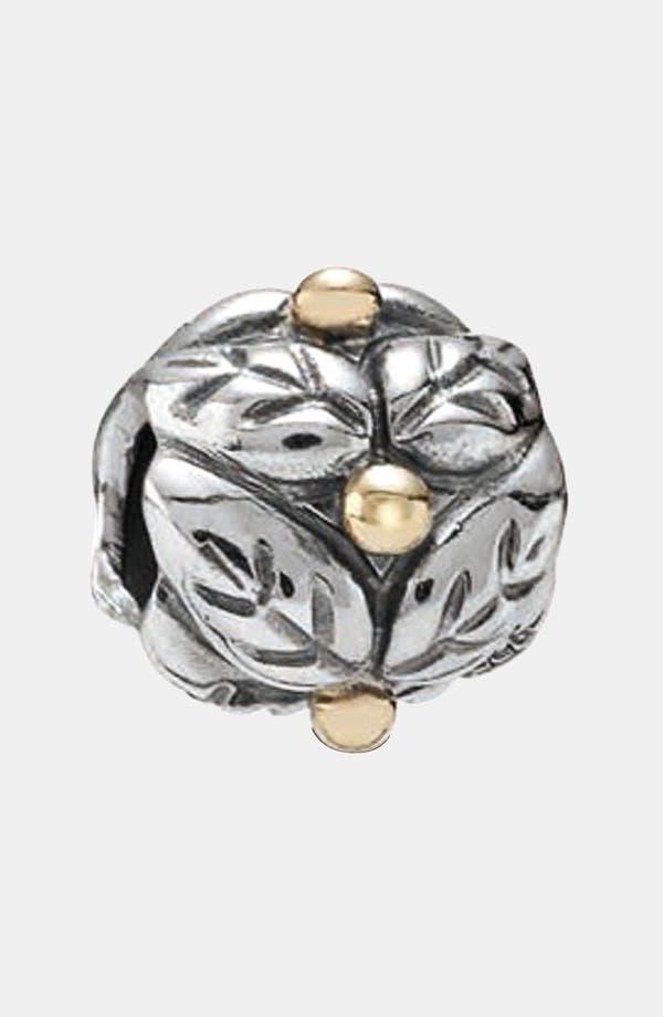 Alternate Image 1 Selected - PANDORA Holly Charm