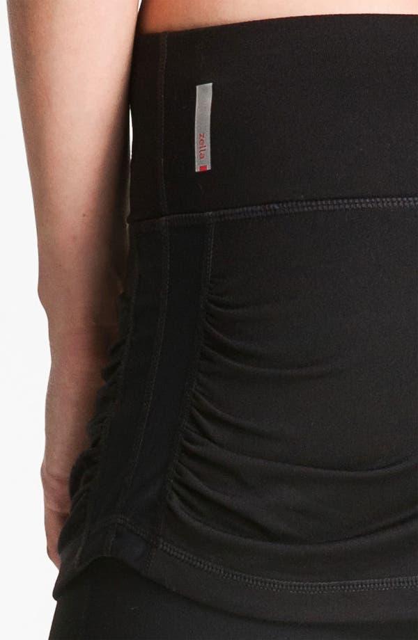 Alternate Image 3  - Zella 'Work It' Skirted Shorts