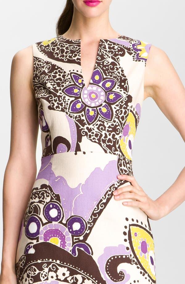 Alternate Image 3  - kate spade new york 'kerian' print sheath dress