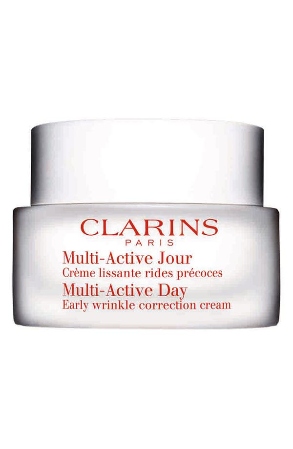 Main Image - Clarins 'Multi-Active' Day Early Wrinkle Correction Cream