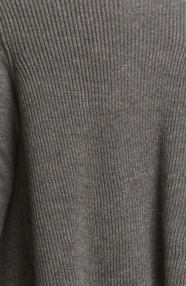 Alternate Image 3  - Lanvin Drape Rib Knit Cardigan