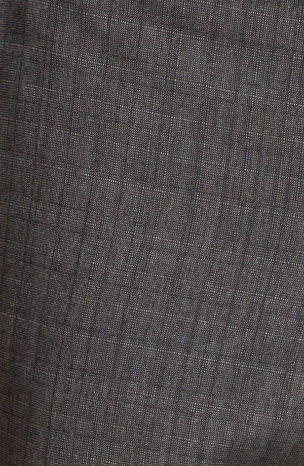 Alternate Image 3  - John Varvatos Star USA 'Petro' Plaid Flat Front Trousers