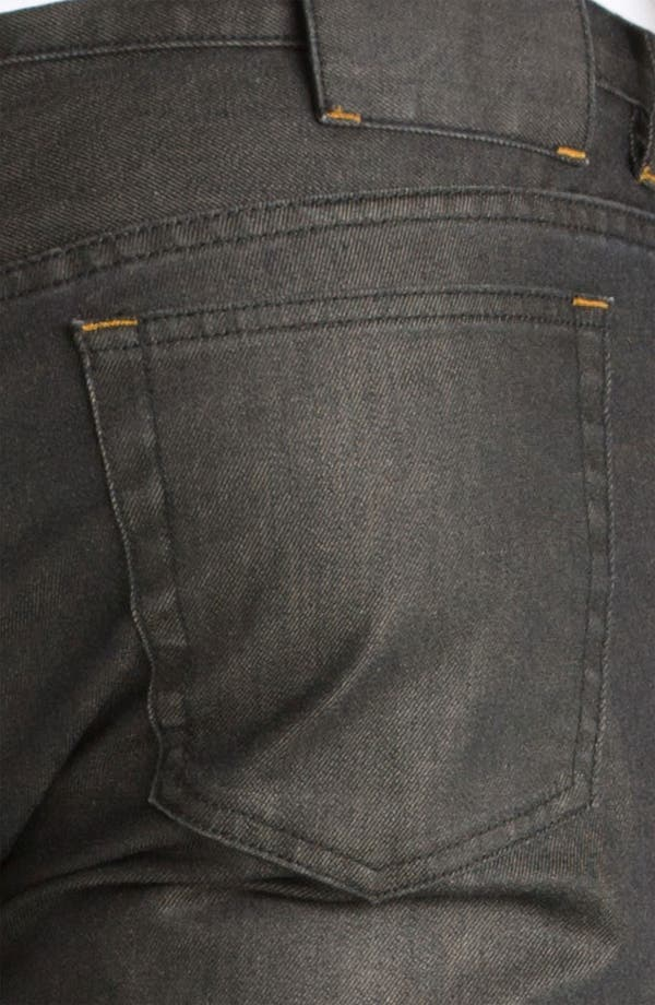 Alternate Image 4  - MARC BY MARC JACOBS Slim Fit Jeans (Darkest Forest)