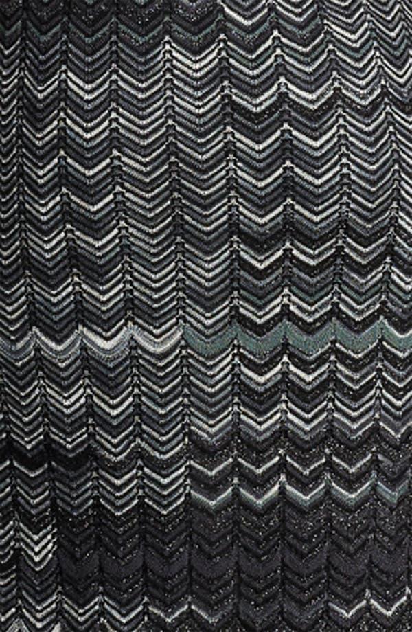 Alternate Image 2  - Missoni Zigzag Knit Dress