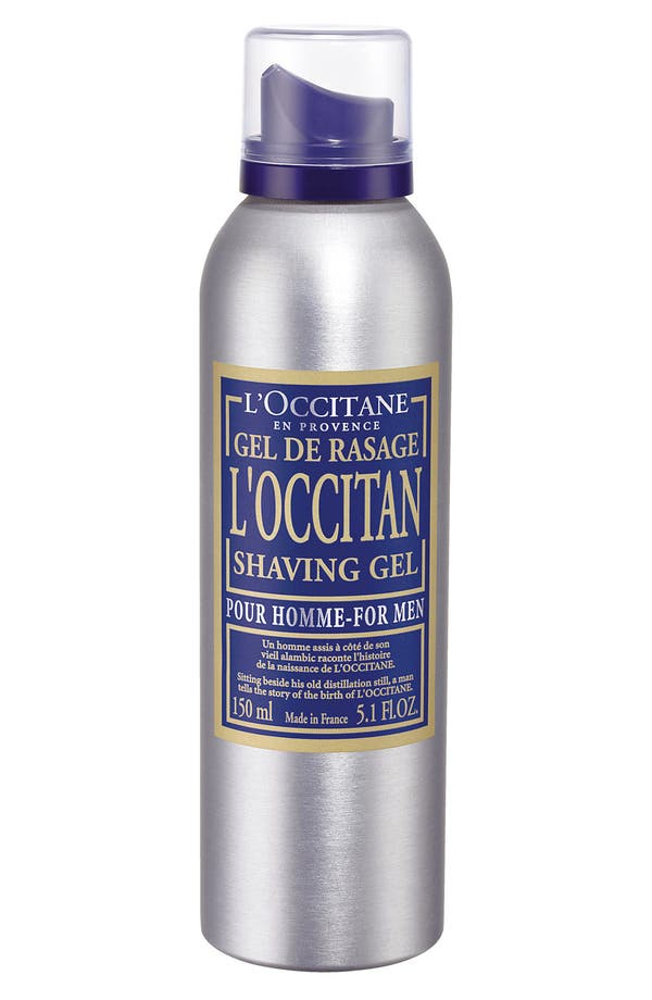 Alternate Image 1 Selected - L'Occitane 'L'Occitan' Shaving Gel