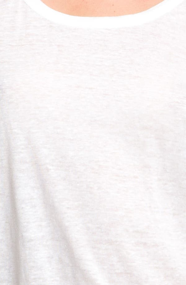 Alternate Image 3  - Joie 'Ashlee' Linen Top