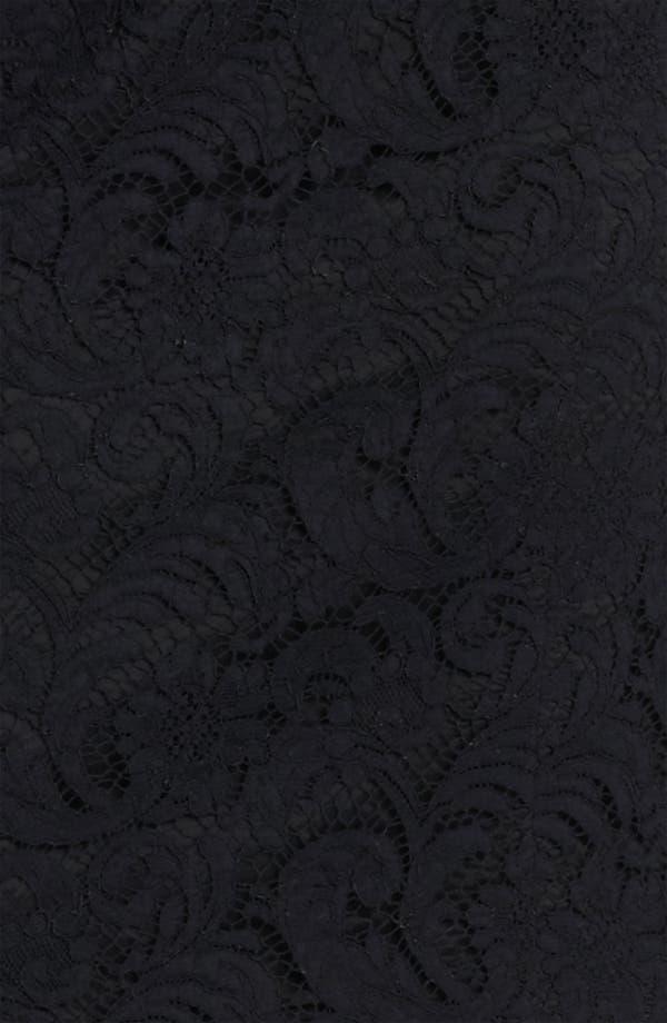 Alternate Image 3  - Burberry London Lace Jacket