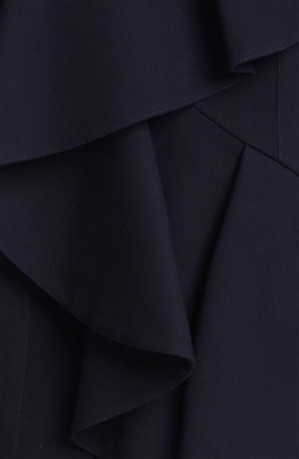 Alternate Image 3  - Burberry Prorsum Ruffled Skirt