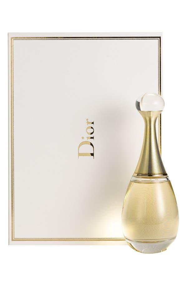 Alternate Image 1 Selected - Dior 'J'adore' Eau de Parfum
