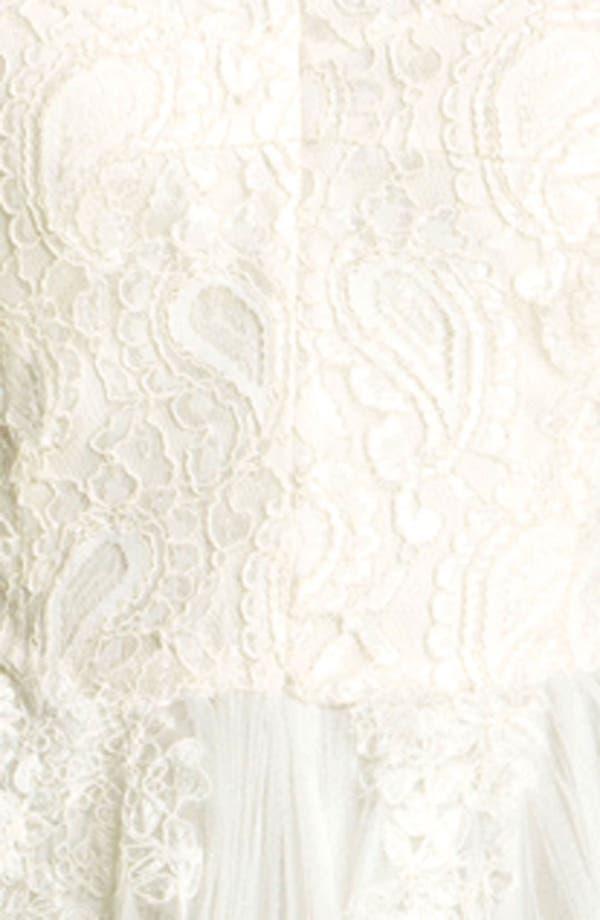 Alternate Image 3  - Ted Baker London 'Raul' Strapless Tulle Fit & Flare Dress