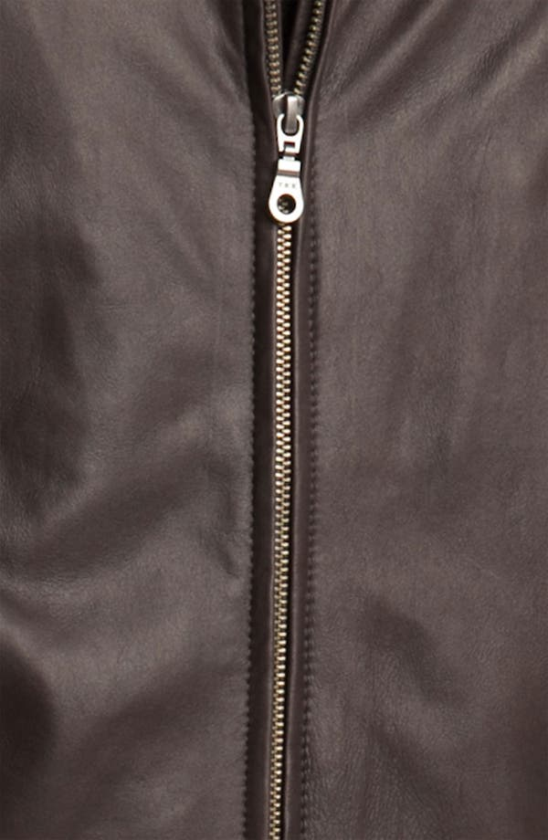 Alternate Image 3  - Remy Leather 'Lite' Lambskin Leather Jacket