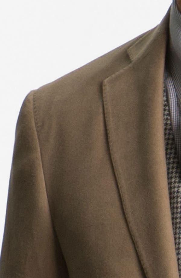 Alternate Image 3  - Hart Schaffner Marx Cotton Blazer