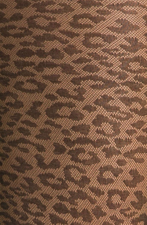 Alternate Image 2  - Commando 'Cougar' Pattern Tights