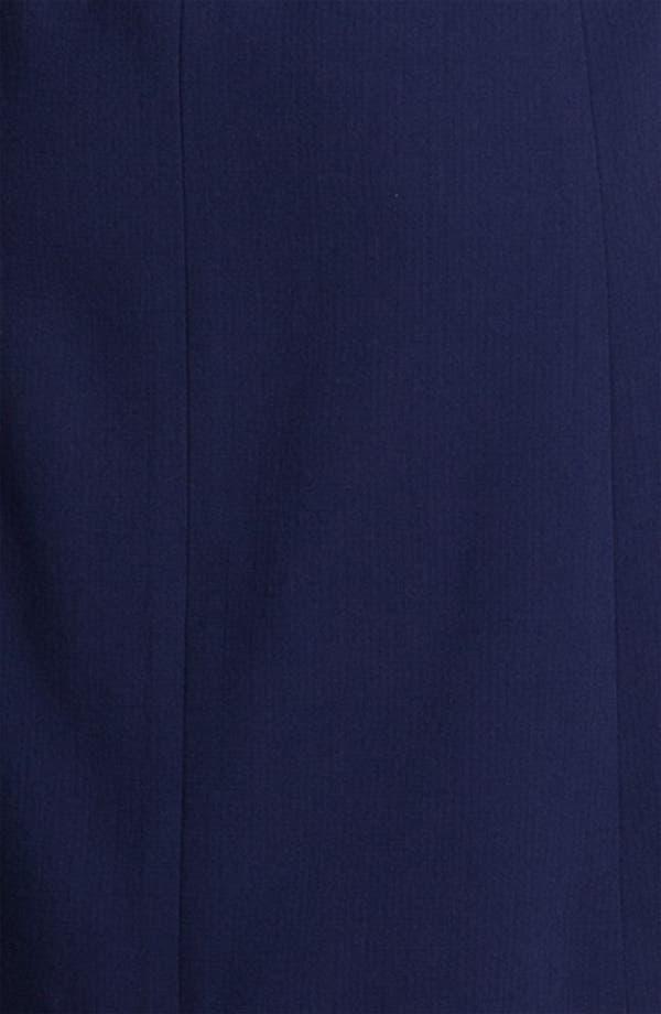 Alternate Image 3  - Lafayette 148 New York Double Cloth Bateau Neck Dress