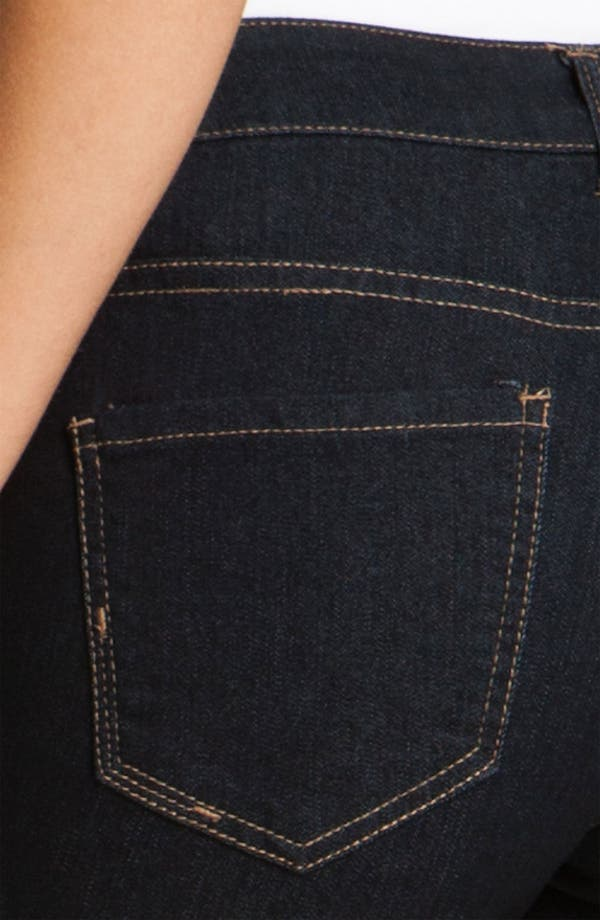 Alternate Image 3  - Liverpool Jeans Company 'Sadie' Straight Leg Supersoft Stretch Jeans (Petite) (Online Only)