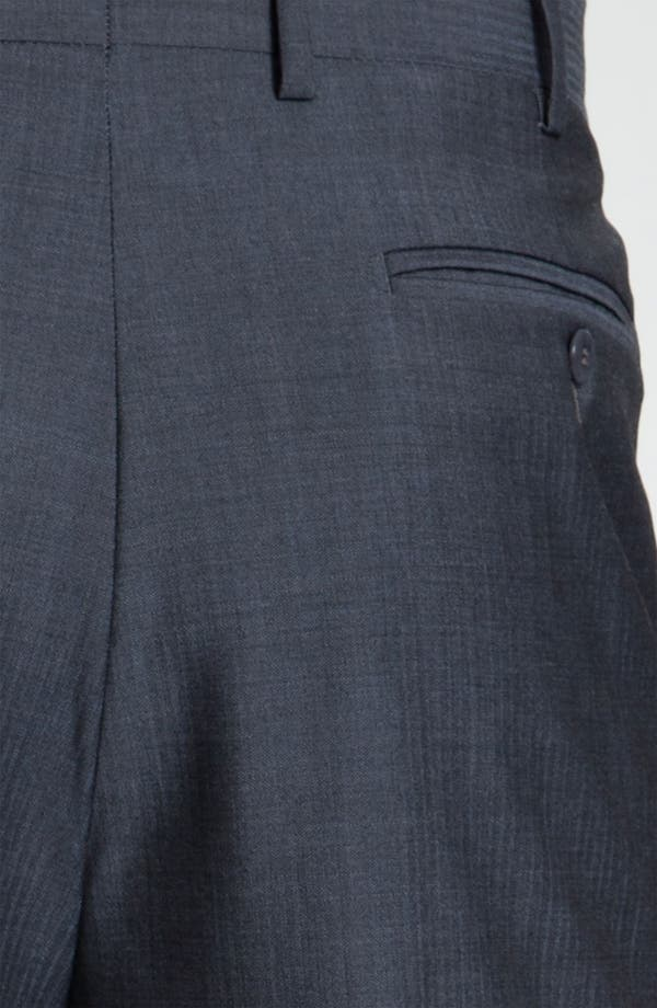 Alternate Image 3  - Zanella 'Bennett' Pleated Trousers