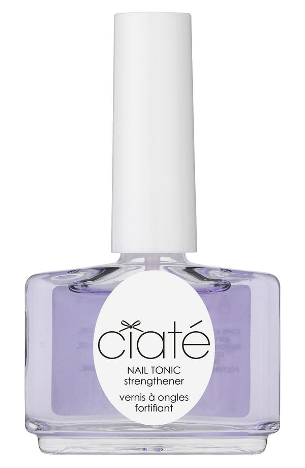 Alternate Image 1 Selected - Ciaté 'Nail Tonic' Strengthener