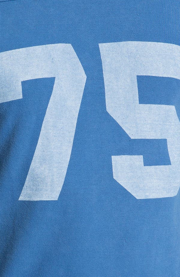 Alternate Image 3  - Red Jacket 'Deacon Jones - Bulldog' Long Sleeve T-Shirt