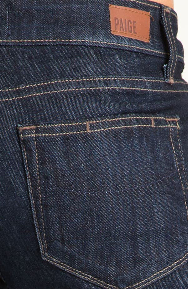 Alternate Image 3  - Paige Denim 'Skyline' Bootcut Jeans (Dream) (Petite)