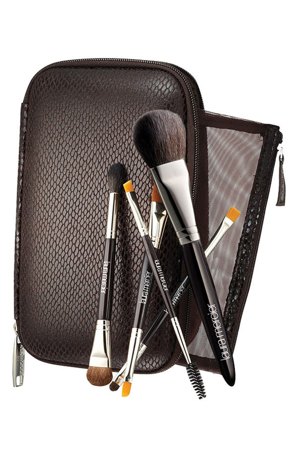 Alternate Image 1 Selected - Laura Mercier Deluxe Travel Brush Collection ($252 Value)