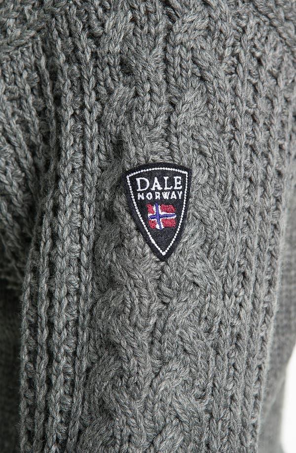 Alternate Image 4  - Dale of Norway 'Fram'  Wool Sweater