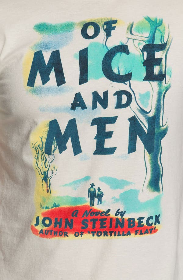 Alternate Image 3  - Out of Print 'Of Mice and Men' Graphic T-Shirt