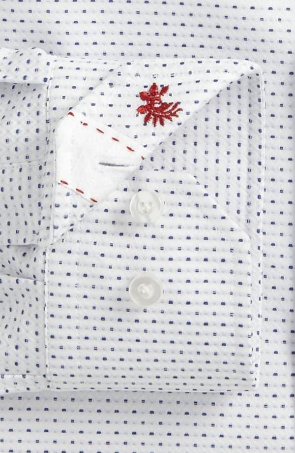Alternate Image 2  - Robert Graham Trim Fit Dress Shirt