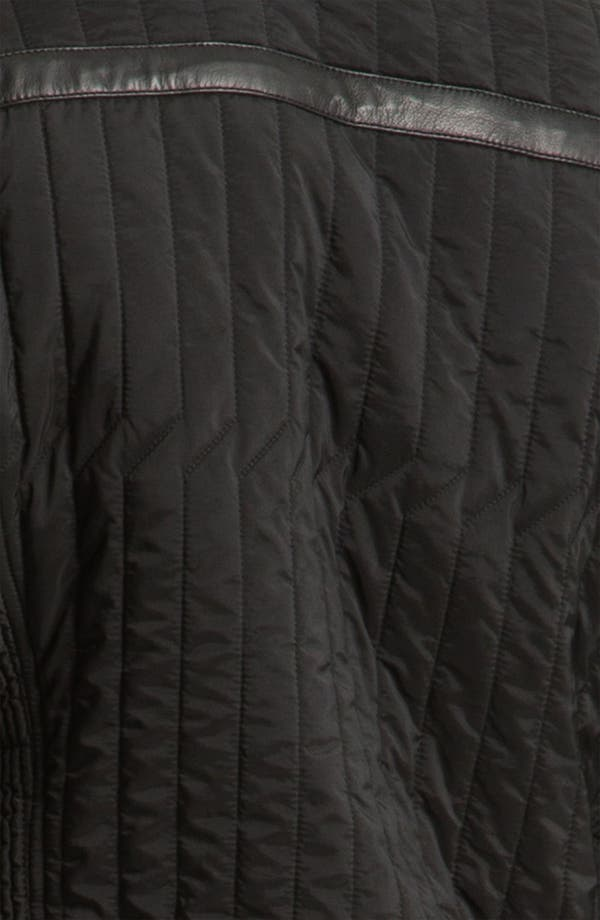 Alternate Image 3  - Versace Quilted Jacket