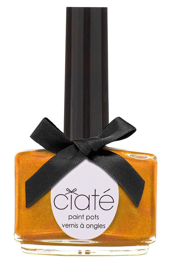 Alternate Image 1 Selected - Ciaté 'Bottled Sunshine - Kaftan' Paint Pot