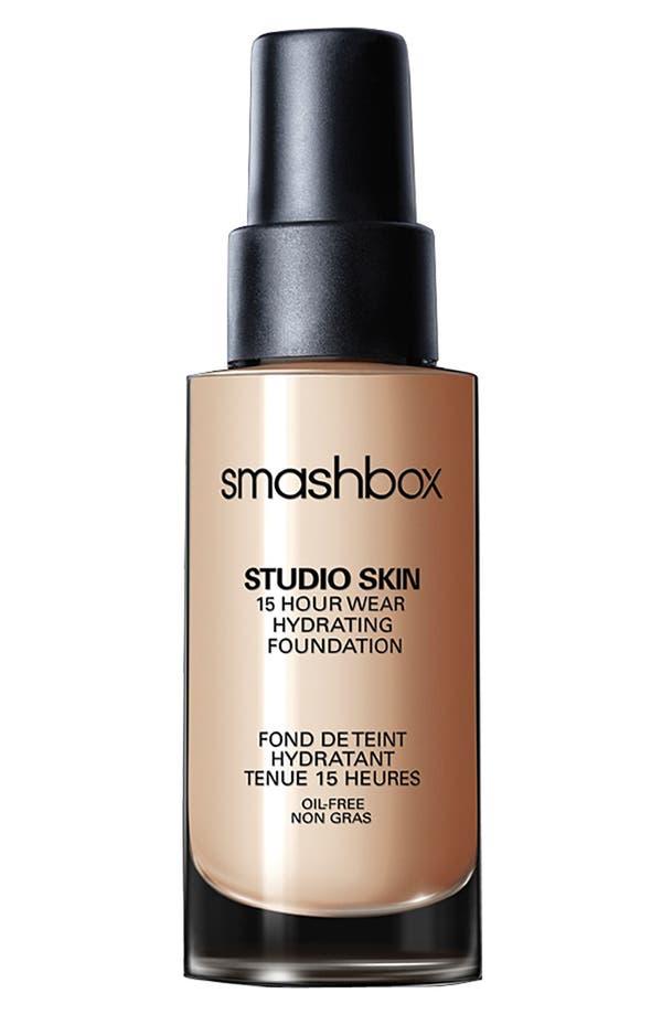 Alternate Image 1 Selected - Smashbox Studio Skin 15 Hour Wear Foundation