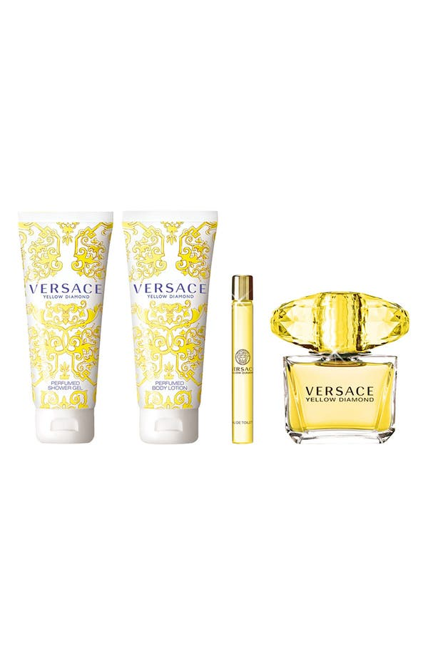 Alternate Image 2  - Versace 'Yellow Diamond' Fragrance Set