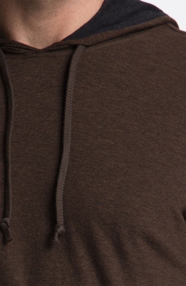 Alternate Image 3  - Vince Double Layer Hoodie